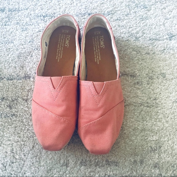 Toms Shoes - TOMS Canyon Clay Classics 7.5